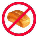 no eat bread