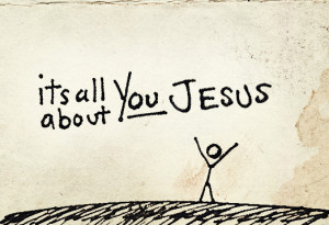 It's All about you Jesus!