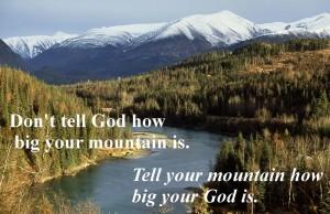 Huge God